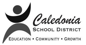 2008 caledonia school logo