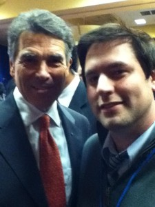 Me and the Governor